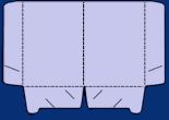 desky s chlopněmi tvar 2
